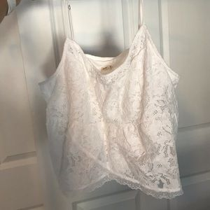 Hollister Lacy Tank